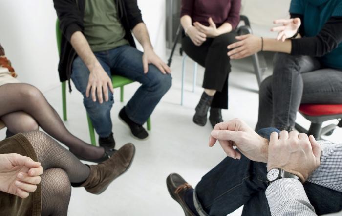Группа Общение без страха Скажи социофобии НЕТ